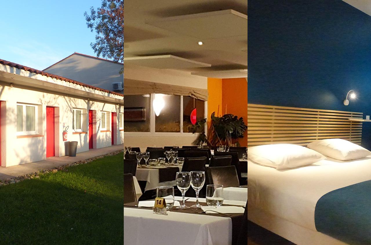 Hôtel restaurant Thuir